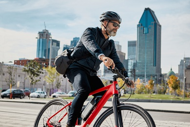 E-bikes: The future of urban mobility image