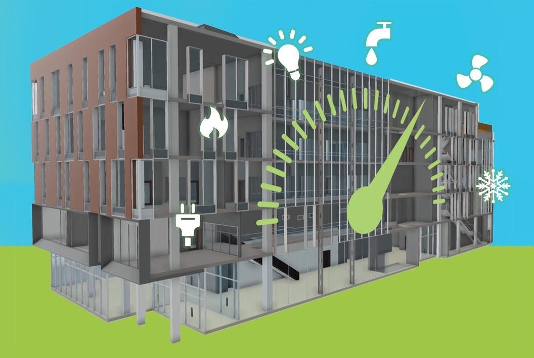 performance nerg tique des b timents bilan de la premi re nouvelle construction certifi e. Black Bedroom Furniture Sets. Home Design Ideas